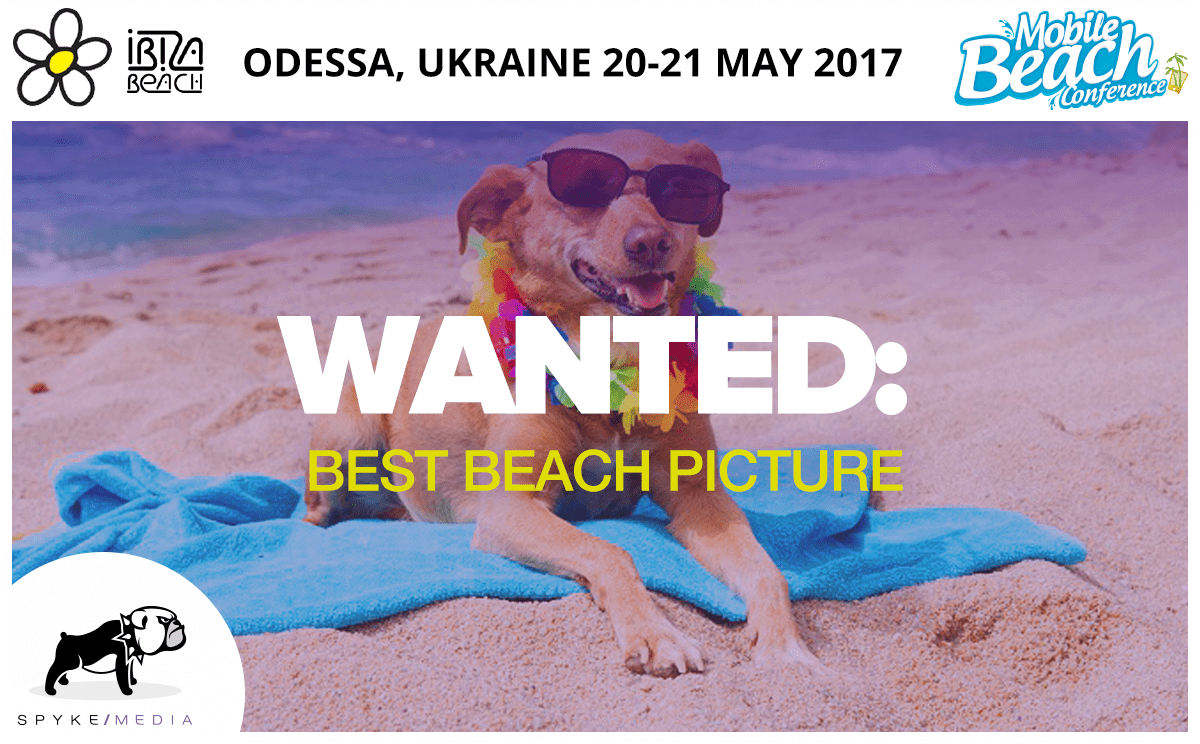 Banner Event Draw Mobile Beach Conference 2017