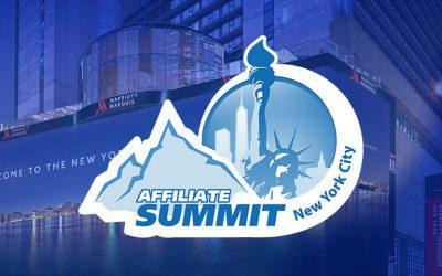 We're going to Affiliate Summit East