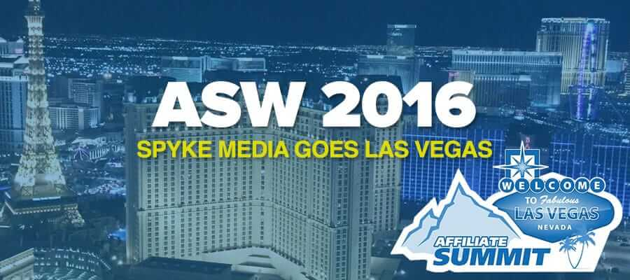 ASW 2016 – Spyke Media Goes Las Vegas