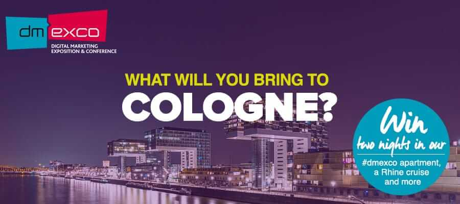 "Spyke Media's ""What will you bring to Cologne?""- competition"