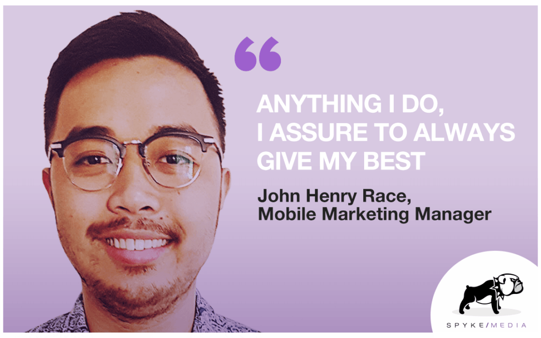 Introducing Our New Mobile Marketing Manager, John Henry Race