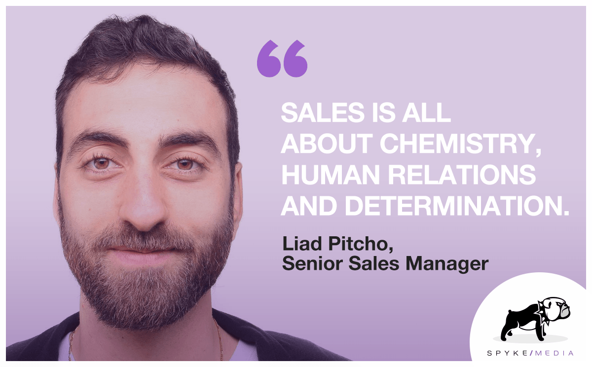 Introducing Liad: The Tel Aviv Mobile Marketing Sales Specialist