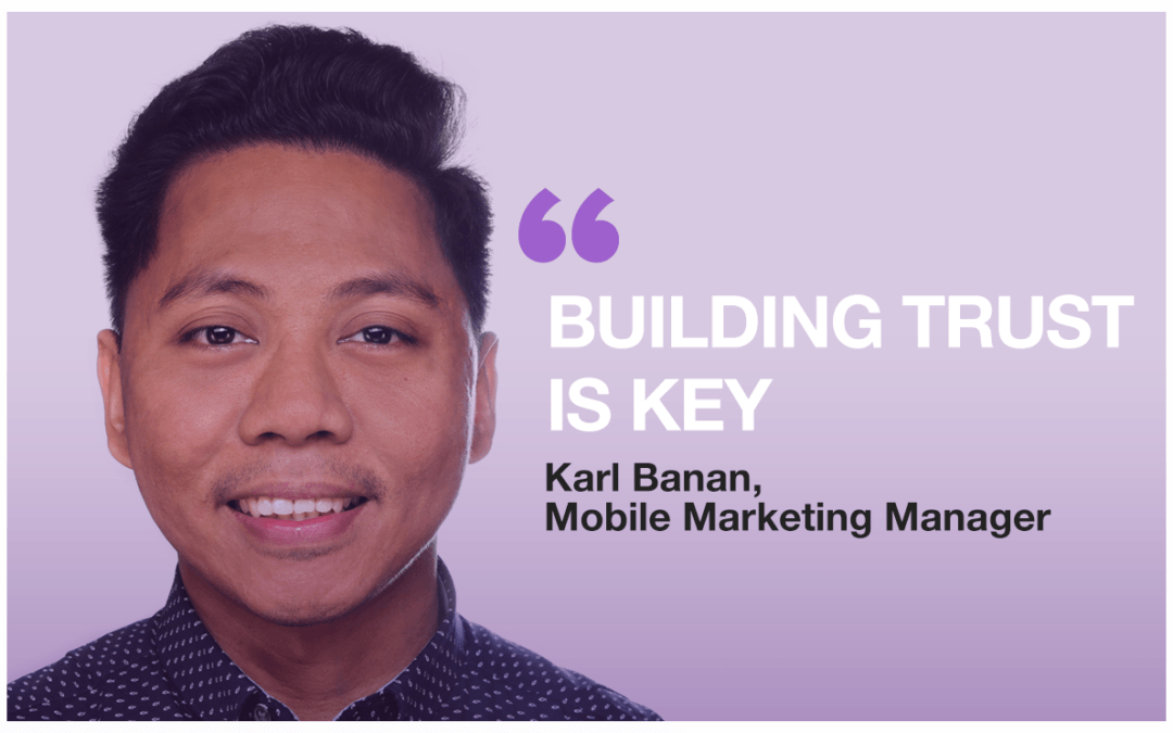 Introducing John Karl Banan, Our New Mobile Marketing Manager