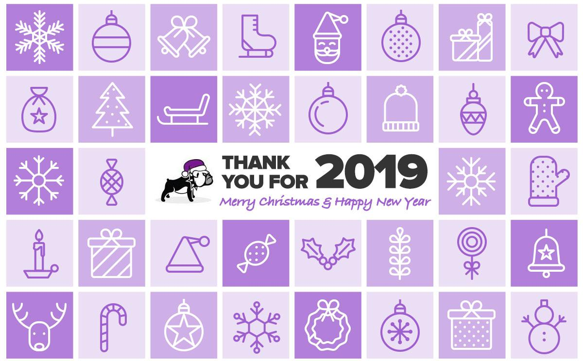 Thank you for 2019 from Spyke Media