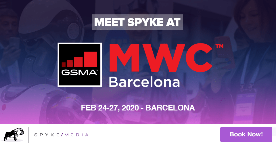Let's talk mobile performance marketing and Apple Seach Ads at MWC20